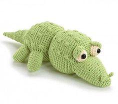 See you later Alligator... Amigurumi