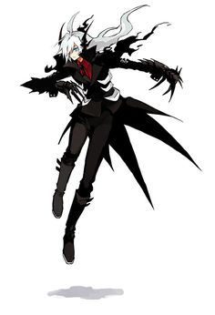 cool human darkrai <— I normally don't like humanized Pokémon because they just make them girls to be a dirty joke on the Internet. This, however, is extremely cool.