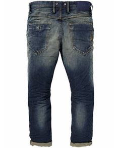 Brewer - Sanded Green > Mens Clothing > Denims at Scotch & Soda - Official Scotch & Soda Online Fashion & Apparel Shops
