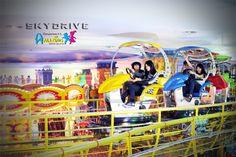 Sky Bike !! Sky Drive.