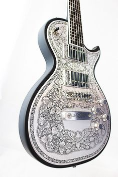 Zemaitis Guitars | C24MF BK| Metal Front Series