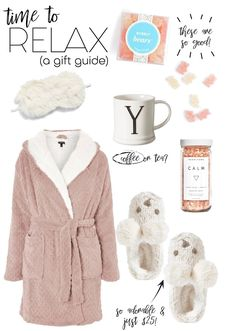 The Coziest Gift Guide. (The Dainty Darling) Xmas Gifts For Mom, Christmas Gift Baskets, Christmas Gift Guide, Sister Gifts, Holiday Gifts, Gifts For Her, Lazy Day Outfits, Chic Outfits, Swag Outfits