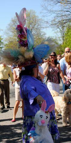 Easter bonnet Ideas for the Easter Bonnet Contest.