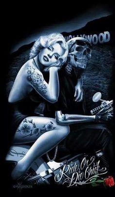 Ride or Die Chick...