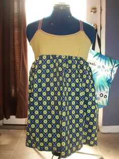 hippie top festival backless lime and by SilverfairieThreads, $30.00