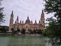 Barcelona Cathedral, Building, Travel, Zaragoza, Construction, Trips, Buildings, Viajes, Traveling