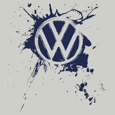 TShirtGifter presents: VW Volkswagen Logo Vw Tattoo, Car Tattoos, Auto Volkswagen, Vw T4, Vw Jetta Tdi, Vw Passat, Vw Pointer, Vw Logo, Vw Cabrio