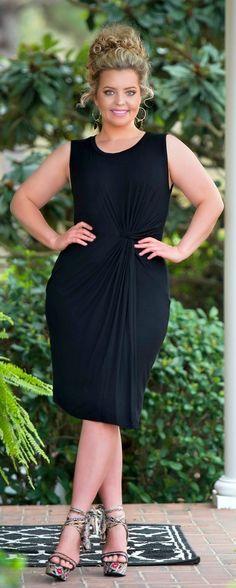 Perfectly Priscilla Boutique - Damsel In A Dress - Black***FINAL SALE***, $28.00 (http://www.perfectlypriscilla.com/damsel-in-a-dress-black-final-sale/)
