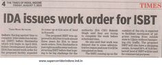 IDA to Redesign the Project at #SuperCorridor #Indore: Replacing the Medical Hub from IT Sector. Super Corridor Indore News & Latest Updates