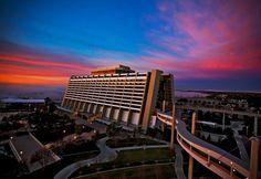 Contemporary Resort, Walt Disney World I will stay here!!