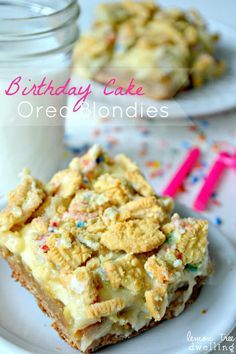 Birthday Cake Oreo White Chocolate Cheesecake Recipes
