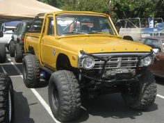 One of a kind Ford Courier/Toyota Crawler SoCal - Pirate4x4.Com : 4x4 and Off-Road Forum