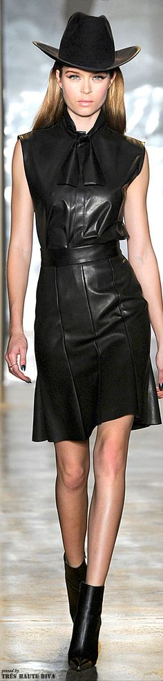 Cushnie et Ochs Fall 2014 RTW - New York Fashion Week - Runway