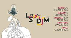 Domani Parigi è tutta Mozzarella, Pizza e Pasta!  http://www.ditestaedigola.com/a-pochi-giorni-la-partenza-delledizione-parigina-di-lsdm/
