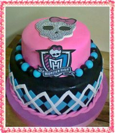 torta monster high