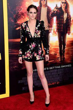 As Kristen Stewart celebrates her 23rd birthday, we look back at Kristen's year through photos!