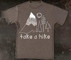 take a hike.