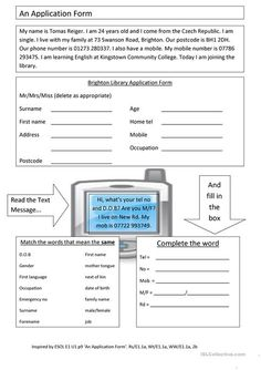 Generic Bol Form 26 Best Education Images On Pinterest  School Learning And Gym