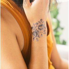 Le tatouage au poignet