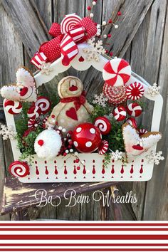 Excited to share this item from my shop: Christmas Centerpiece, Christmas Floral, Christmas Decor, Gingerbread Centerpiece, Gingerbread Decor Christmas Arrangements, Christmas Centerpieces, Floral Centerpieces, Christmas Decorations, Table Decorations, Noel Christmas, Christmas Crafts, Christmas Ornaments, Modern Christmas