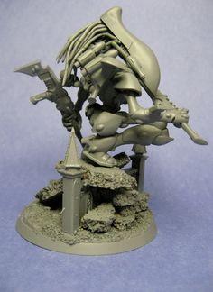 Warhammer Eldar, Warhammer Models, Sculpting Tutorials, Wood Elf, High Elf, Warhammer 40k Miniatures, The Elf, Elves, Geek Stuff