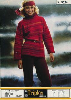 Anette K 5024 Red Leather, Leather Jacket, Norwegian Knitting, Folk, Jackets, Style, Fashion, Pictures, Studded Leather Jacket