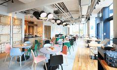 東京 品川 GOOD MORNING CAFE 品川シーズンテラス レストラン・カフェ、スタジオレンタル(撮影貸し) | 株式会社バルニバービ