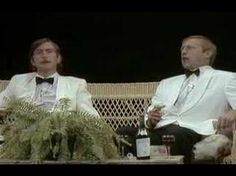 Monty Python - Four Yorkshiremen. Watch it. It'll make you dream of living in a corridor.
