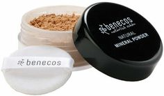 benecos Natural Mineral Powder