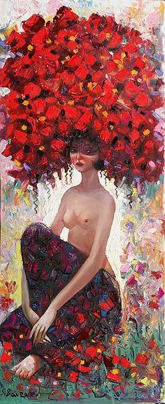 bayram salamov art paintings