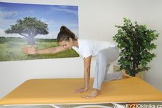 Návody_2 1 - obrázek Beginner Yoga, Yoga For Beginners, Chocolate Slim, Eco Slim, Lose Weight, Weight Loss, Health Fitness, Exercise, How To Plan
