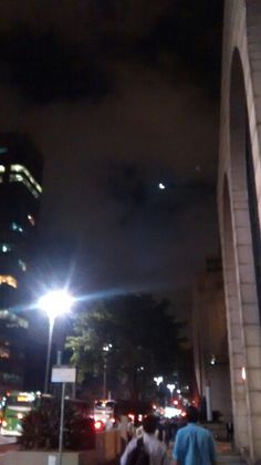 Céu Av. Paulista/São Paulo