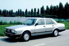 1983 Alfa Romeo Alfa 6 (Tipo 119)