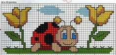 Cross Stitch Sea, Cross Stitch Bookmarks, Cross Stitch Borders, Cross Stitch Alphabet, Cross Stitch Flowers, Cross Stitch Designs, Cross Stitching, Cross Stitch Embroidery, Dimensions Cross Stitch