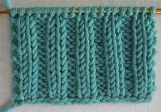 Lehrgang Knooking: Mustersammlung | Schachenmayr.com Crochet Hooks, Free Crochet, Knit Crochet, Knooking Tutorial, Loom Weaving, Free Pattern, Knitting Patterns, Textiles, Crafty