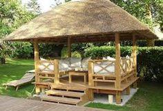 Saung Bambu Cocok Dihadirkan Di Taman Rumah   18/12/2014   SolusiProperti.com - Bersantai di rumah merupakan kebutuhan bagi semua orang. Setelah seharian beraktifitas, ataupun mengahabiskan waktu untuk sekedar minikmati hari libur. Rumah memang seharusnya di desain ... http://news.propertidata.com/saung-bambu-cocok-dihadirkan-di-taman-rumah/ #properti #rumah #desain