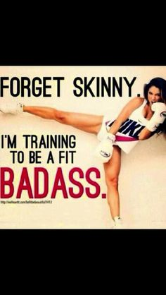 Fitspo and my new screen saver