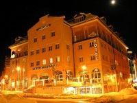 #Skiurlaub #Deutschland günstig buchen www.winterreisen.de - Luitpoldpark Hotel Füssen im #Allgäu günstig buchen