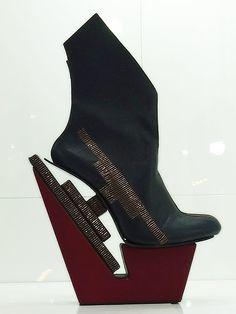 Schuhkunst von Carolin Holzhuber - Shoe Art DESIGN GDS 2015 Trendsetter High Heels