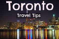 Is Toronto on your travel bucket list? Click inside for local tips on things to see and do!