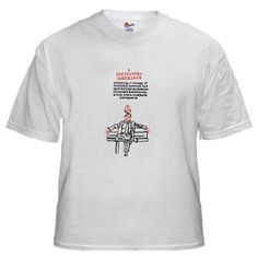 A Convoluted Conundrum White T-Shirt