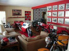 """dream """"kind of a garage"""" livingroom"""