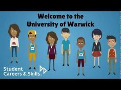 Welcome to the University of Warwick: http://www.youtube.com/watch?v=ZfgTSRwWibs