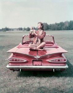 I want the car!!