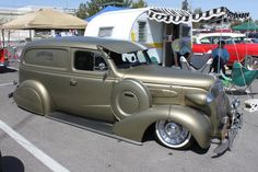 '37 Chevy sedan delivery