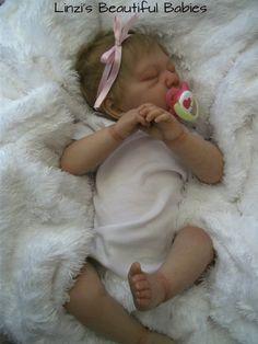 Beautiful Reborn Baby Girl Naomi | eBay