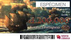 Lotaria à Portuguesa - Do like this friend also!