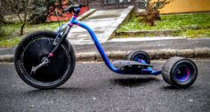 Trike Motorcycle, Tricycle