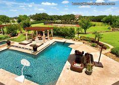 Mediterranean Estate in Southlake, TX