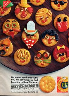 retro food ads - Google Search